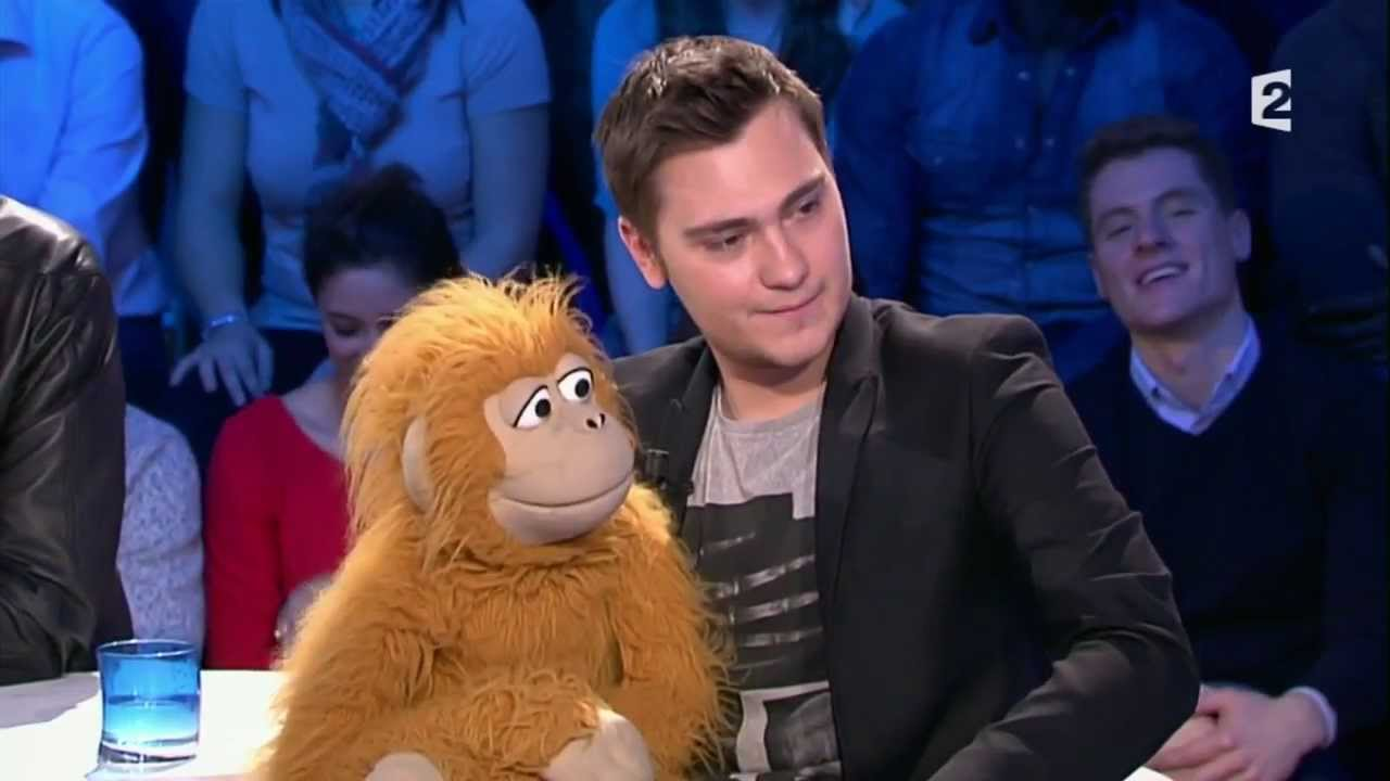 Jeff Panacloc le ventriloque & Jean-Marc - On n'est pas couché - 11 janvier 2014 #ONPC