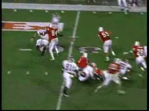 Nebraska Vs. Virginia Tech 1996 Orange Bowl