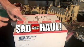 LEGO MADE ME CRY! - GREAT Customer Service! | What's Ryan Buyin?