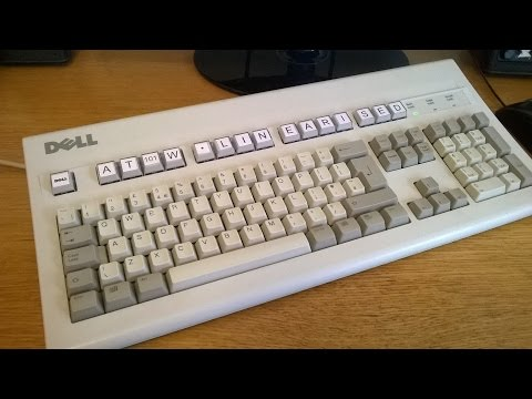 How to make a great gaming keyboard for $40 or less (THE LINEAR BIGFOOT)