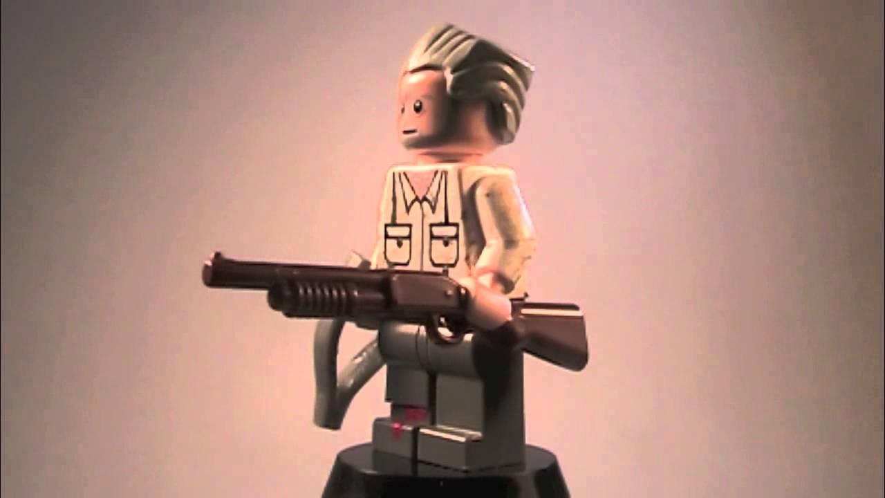 custom lego the walking dead figures wave 4 youtube. Black Bedroom Furniture Sets. Home Design Ideas