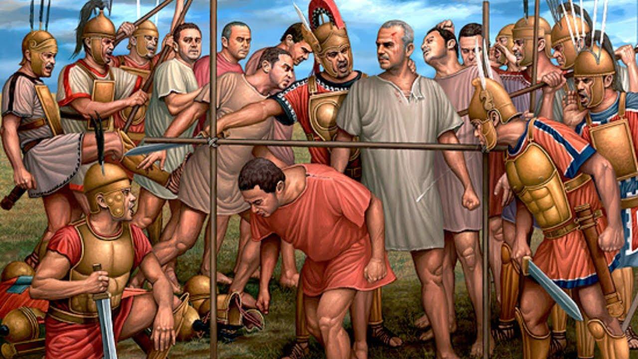 La battaglia delle Forche Caudine. I romani sotto il giogo dei sanniti