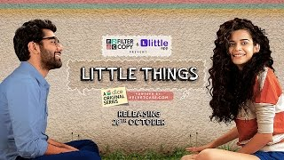 Little Things (Web Series) | Official Trailer | Dice Media