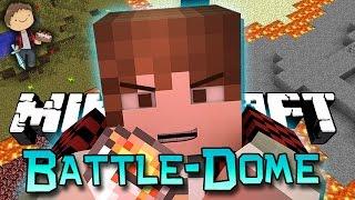 Minecraft: Battle-Dome BEST of 3! w/Mitch & Friends! Game 1!