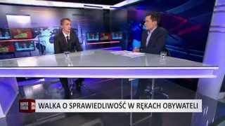 KAMIL CAŁEK - Policjant, który stanął po stronie ludzi- Raport 15.04.2015