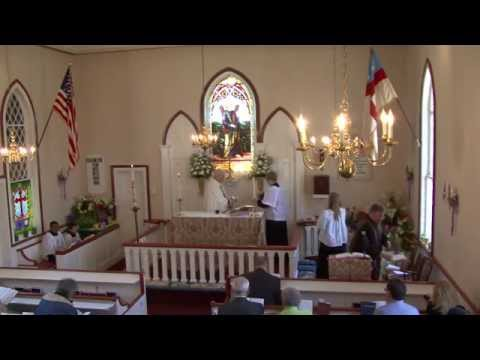Easter Service 2015 - St. Andrew's Episcopal Church