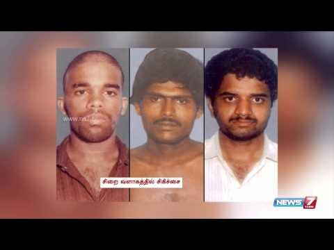 Rajiv Gandhi murder convict A G Perarivalan shifted to Chennai prison   TN   News7 Tamil  