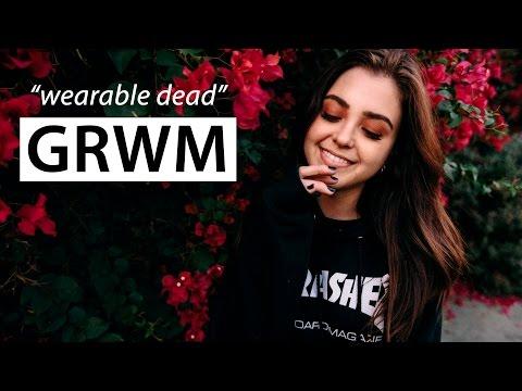 "Chatty GRWM   Ultimate ""Wearable Dead"" Look   lindseyrem"