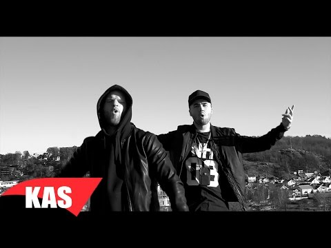 KAS - On Top of the World (feat. Entady) (Official Music Video)
