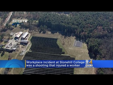 Workplace Incident At Stonehill College Was Shooting That Injured Worker
