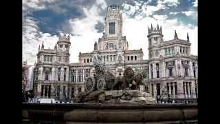 Достопримечательности Мадрида. Испания.(Королевство Испания - это страна с великой историей и культурой. Красивое, суверенное государство на юго-за..., 2015-05-11T19:31:33.000Z)
