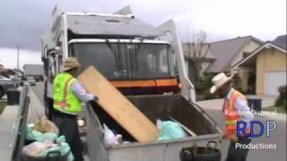 Ручний збір сміття EDCO - 4/18/2011
