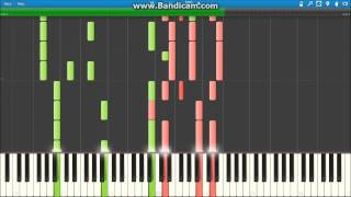 Call Your Name by mpi and CASG -Synthesia Tutorial (PIANO FULL)-