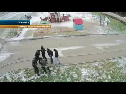 В Ижевске суд отправил в колонию на пять лет преступника, который открыл огонь по полицейским