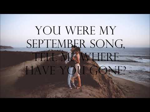 September Song cover by Jess and Gabriel| Under The Covers Vol 2 | Lyric Video | CrownLyrix