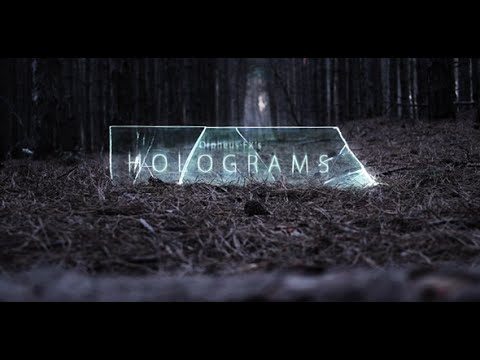 Holograms titles opener after effects template youtube holograms titles opener after effects template pronofoot35fo Gallery
