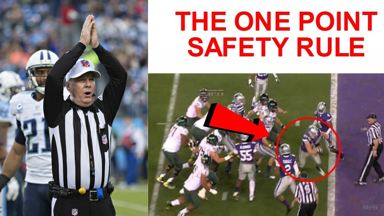 1 Point Safety >> The One Point Safety Rule