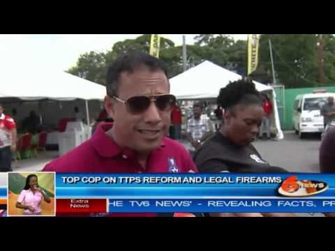 TV6 WEEKEND NEWS with Dominic Kalipersad'.