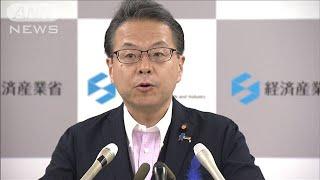 世耕大臣 韓国大統領発言に輸出規制「撤回考えず」(19/07/09)