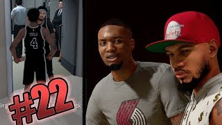 Nba 2k18 mycareer  - recording studio session! locker room fight with sham! ep. 22