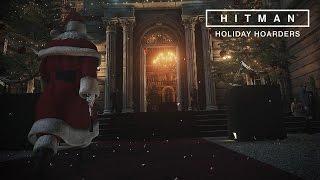 Hitman - Holiday Hoarders - Bad 47 Challenge