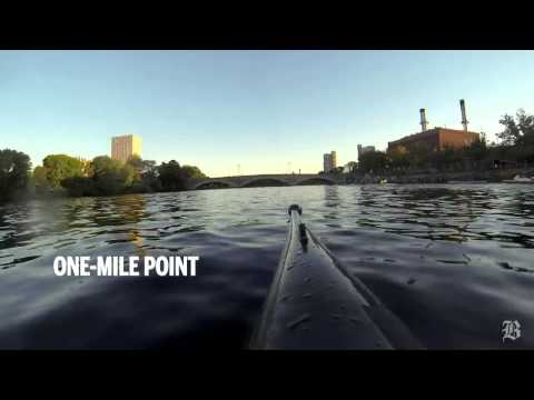 Head of the Charles course in 60 seconds