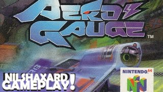 AEROGAUGE (Nintendo 64)