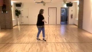 Brothers Keeper  - Line Dance by Jenny Memmel (teach with counts)