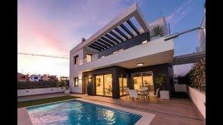 Espagne : Vente villa neuve de Standing (luxe) : Trouvez les meilleurs quartiers sur Orihuela Costa