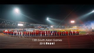 13th South Asian Games SAG 2019 NEPAL || Ping Making our Dashain and Tihar celebrations ||
