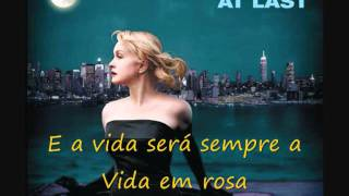 Watch Cyndi Lauper La Vie En Rose video