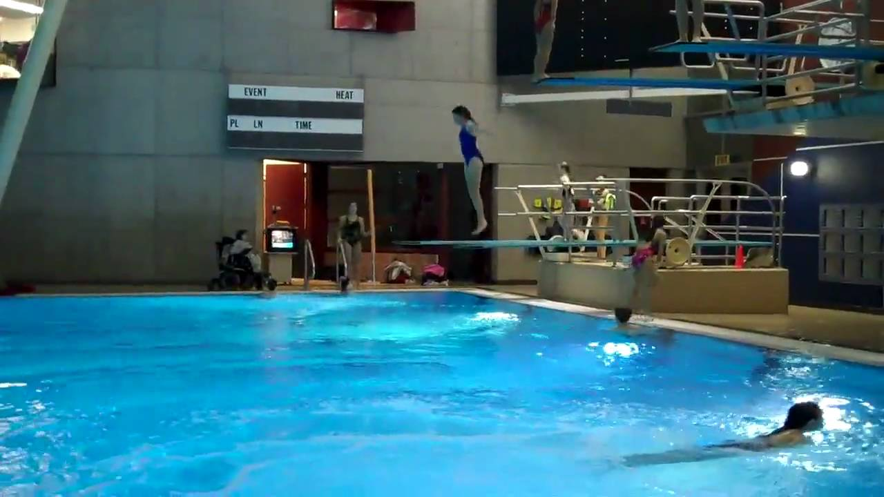diving practise walnut grove pool youtube