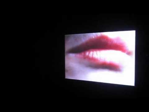 Not I by Samuel Beckett, with Julianne Moore, directed by Neil Jordan