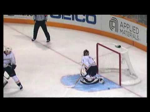 Ducks vs Sharks Game 2/ 2009 WCQF