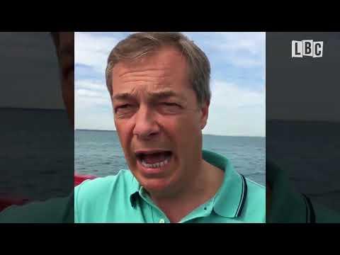 Nigel Farage On How EU Fishing Quotas Are Destroying British Fishing