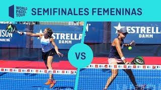 Semifinales Femeninas Salazar/Sánchez Vs Triay/Sainz Valladolid Master | World Padel Tour