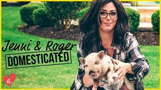 FOSTERING A PIG WITH THE MATHEWS | Jenni & Roger: Domesticated | Awestruck
