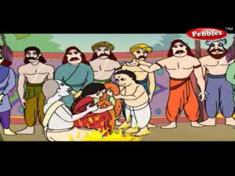 Subramania Bharati Stories in English for kids | Tamilnadu freedom fighters stories