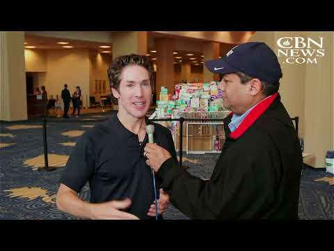 Joel Osteen Responds to Critics After Hurricane Harvey Fallout