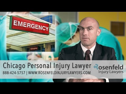 Chicago Personal Injury Lawyer | Jonathan Rosenfeld | Illinois Attorneys