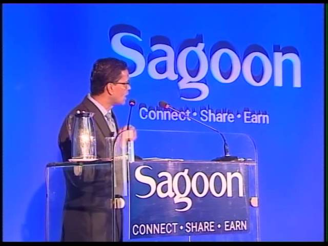 Founder and Architecture of Sagoon Inc Govinda Giri  on Sagoon V2.0 Launching Program  Sagoon - YouTube