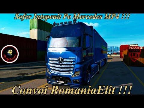 🔴Convoi RomaniaElit !!!🔴Sofer