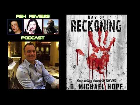 BIO ATTACK - The Day of Reckoning ~ Rex Reviews PODCAST Excerpt 18.3