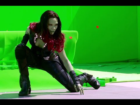 Guardians of the Galaxy Official B-Roll Footage #1 (2014) Chris Pratt HD