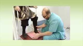 видео Ортопедическая обувь для детей при вальгусной деформации