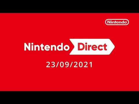 Nintendo Direct – 23.09.2021