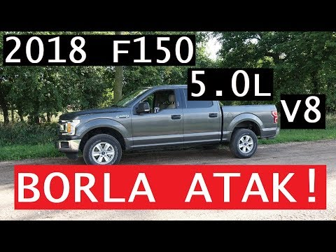 2018 Ford F150 - 5.0 V8 - Borla ATAK Exhaust