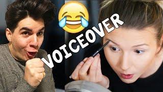 BOYFRIEND DOES MY VOICEOVER! w/ Kristen McGowan