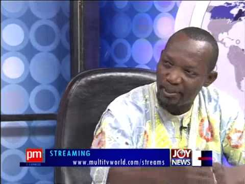 Islam and Culture - PM Express on Joy News (18-12-14)