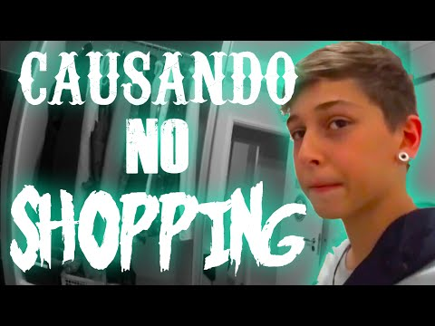 Trailer do filme Barrados no shopping